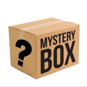 Victoria's Secret and Pink Mystery Box.